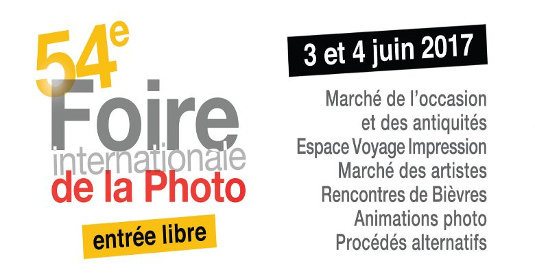 La 54e Foire internationale de la Photo investit Bièvres