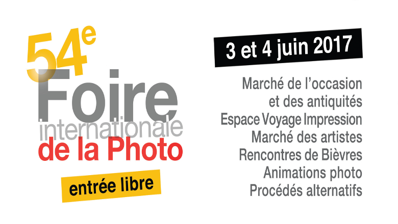Foire internationale de la photo