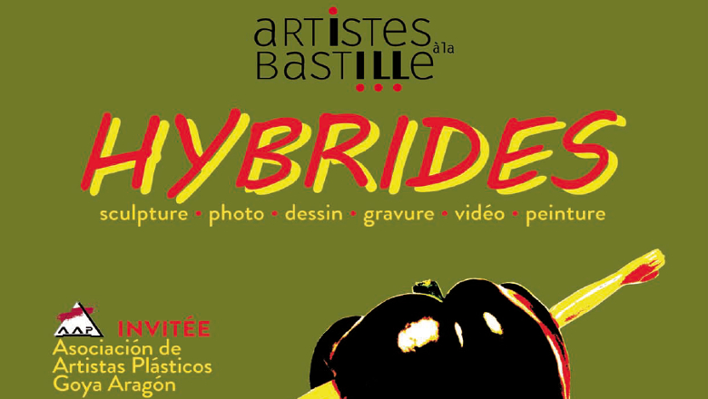 Hybrides - Artistes à la Bastille - bd