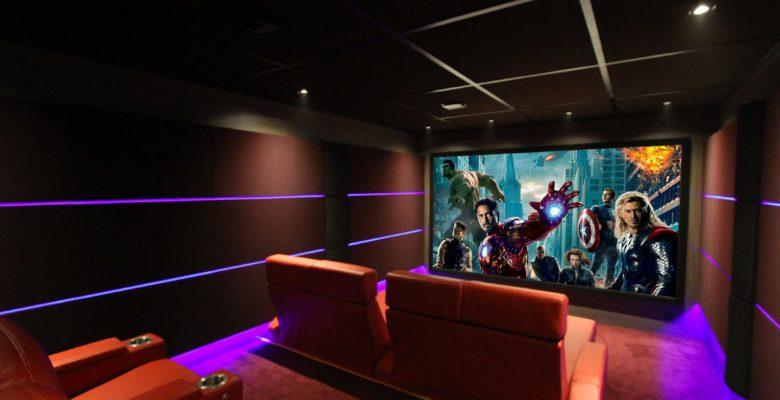 Créer un cinéma privé avec un installateur home cinéma professionnel